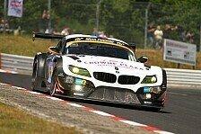 24 h N�rburgring - Zwei BMW Z4 GT3 in den Top-10: BMW-Teams f�r starke Vorstellungen nicht belohnt