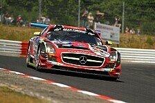 24 h N�rburgring - Wenn Stunden zu Minuten werden: Fr�hes Aus f�r Car Collection Motorsport