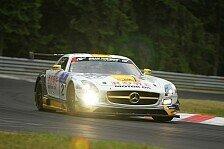 24 h N�rburgring - Startpl�tze 14 und 16 f�r den Klassiker: Gutes Qualifying f�r Rowe Racing
