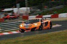 24 h Nürburgring - Qualifying: Dörr hält die Bestzeit