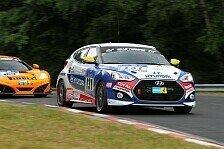 24 h N�rburgring - Zweiter Einsatz beim 24-Stunden-Rennen auf dem N�rburgring: Hyundai Veloster Turbo optimiert
