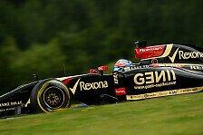 Formel 1 - Getriebe, Bremsen, Kurven: Lotus: Wenig Leistung, aber ein Haufen Probleme