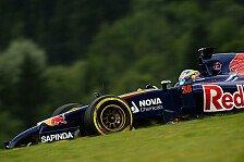 Formel 1 - Viel Testarbeit f�r Vergne und Kvyat: Toro-Rosso-Updates funktionieren nach Wunsch