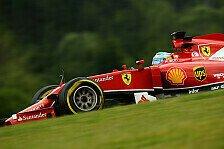 Formel 1 - Kaum Entscheidungen bei Ferrari gefallen: Mercedes-J�ger Alonso wagt keine Prognosen