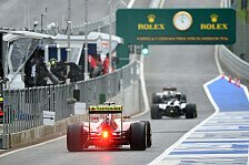 Formel 1 - Vorsicht in Kurve acht: Red Bull Ring: Boxeneinfahrt adaptiert