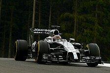 Formel 1 - Soll McLaren 2015 auf Button setzen?