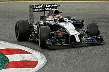 Formel 1 - Perez war am Ende zu schnell: Magnussen verliert Strategieduell mit Perez