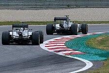 Formel 1 - Wolff: Zeit umzudenken: Mercedes macht sich das Leben selbst schwer