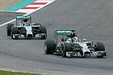 Formel 1 - Und t�glich gr��t der Silberpfeil: �sterreich GP: Team f�r Team