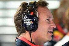 Formel 1 - Auf diese Weise ist man nicht wettbewerbsf�hig: Horner: Renault versucht es allen recht zu machen