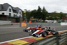 Formel 3 EM - Renn-Lady Calderon mit bestem Ergebnis: To the Max! Verstappens zweiter Sieg in Spa