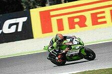 Superbike - Giugliano und Guintoli starten aus der ersten Reihe: Sykes holt die Pole in Misano