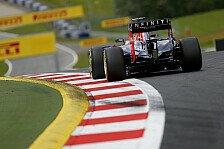 Formel 1 - Immerhin keine Strafe: Neue Zweikampf-Richtlinie: Vettel im Gl�ck
