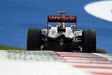 Formel 1 - So einfach ist das leider nicht: Lotus-Duo: Mercedes-Motor kein Wundermittel