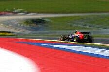 Formel 1 - Red Bull als Best of the Rest: Ricciardo: Selbst beim Fehler besser als Vettel