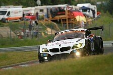 24 h N�rburgring - D�rr-McLaren ausgeschieden: Schubert f�hrt am Morgen