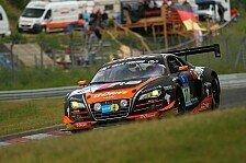VLN - G-Drive schickt Audi TT-RS ins Rennen