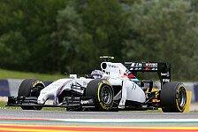 Formel 1 - Mercedes h�lt sich zur�ck: 3. Training: �berraschungs-Bestzeit f�r Bottas