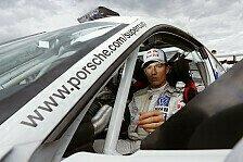 WRC - Es geht immer um die Linie: Ogier erneut auf der Rundstrecke unterwegs