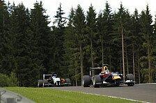 GP3 - Sekundenduell um Startplatz eins: �sterreich: Lynn schnappt sich die Pole