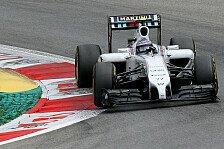 Formel 1 - M�ssen die Konzentration jetzt halten: Bottas: Ernten die Fr�chte der harten Arbeit
