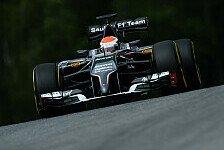 Formel 1 - Mit neuen Teilen zum Erfolg?: Sauber Vorschau: Gro�britannien GP