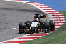Formel 1 - Zum achten Mal in die Punkte?: H�lkenberg: Die gro�e St�rke ist das Rennen