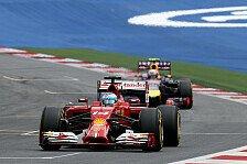 Formel 1 - Bestes Trocken-Qualifying: Alonso: Wir k�nnen stolz sein