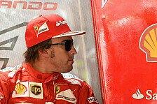 Formel 1 - Fernando kann sich kein besseres Team vorstellen: Gene: Alonso ist happy bei Ferrari