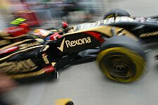 Formel 1 - Punkte sind das Ziel: Lotus Vorschau: Gro�britannien GP