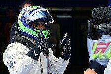 Formel 1 - Ich bin so gl�cklich: Massa kann Pole kaum fassen: Gro�artiger Moment