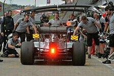 Formel 1 - Zu konservativ bei Lewis vorgegangen: Mercedes will Boxenstopps verbessern