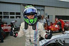 Formel 1 - Gemeinsam getrauert, gemeinsam gefeiert: Smedley: Felipe bei Williams entspannter