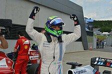 Formel 1 - Von den Ferrari-Fesseln befreit: Kommentar: Massas zweiter Fr�hling
