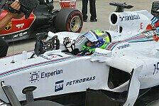 Formel 1 - Bilderserie: Stimmen zu Massas Pole-Erfolg