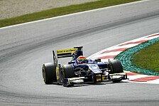 GP2 - Wenig Action in Spielberg: Felipe Nasr holt zweiten Saisonsieg