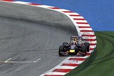 Formel 1 - Nichts Extremes in Spielberg: Ricciardo: Wie gro� ist der Mercedes-Vorteil?