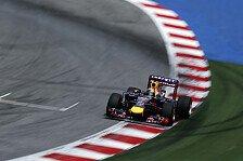 Formel 1 - Heimspiel-Parade f�r Vettel: Red Bull Vorschau: Gro�britannien GP