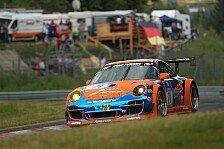 VLN - Porsche wieder einsatzbereit: billiger.de/racing startet beim f�nften Lauf