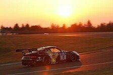 24 h N�rburgring - Ausfall nach Ber�hrung: Haribo-Porsche: Keine Belohnung f�r gutes Rennen