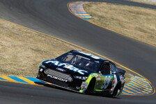 NASCAR - Harvick war der Pechvogel des Rennens: Edwards gewinnt Sonoma-Schlacht