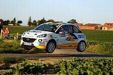 ADAC Opel Rallye Cup - Wei�e Weste beibehalten: Opel Rallye Junior Team siegt erneut