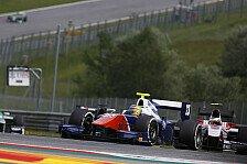 GP2 - Mit perfektem Start zum zweiten Saisonsieg: Johnny Cecotto gewinnt Sprint in Spielberg