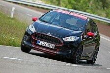 Auto - Wie ein Elefant auf einer Soft-Drink-Dose: Ford Fiesta Sport: In neun Sekunden von 0 auf 100