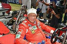 Formel 1 - Meinung: Niki Lauda, eine wahre Legende