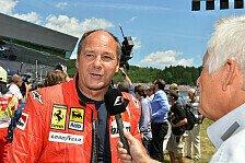 Formel 1 - Berger: F1 soll Rennformat beibehalten