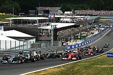 Formel 1 - FIA gibt neues Reglement bekannt: �bersicht: Regel�nderungen f�r die F1-Saison 2015
