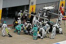 Formel 1 - Massa und Hamilton verlieren: �sterreich GP - Die Boxenstopp-Analyse