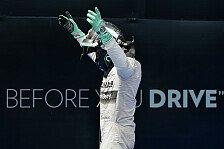 Formel 1 - Rosberg strahlender Sieger in Spielberg: �sterreich GP: Der Sonntag im Live-Ticker