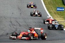 Formel 1 - Gejagt von der Konkurrenz: Alonso: Ferrari hat viele Gegner